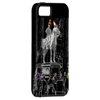 Duke of Wellington at Glasgow GOMA iPhone Case