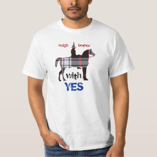 Duke of Wellington Scottish Independence T-Shirt