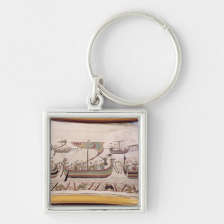 Duke William of Normandy Key Ring