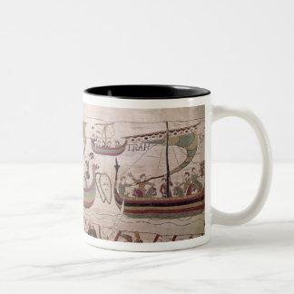 Duke William of Normandy Two-Tone Coffee Mug