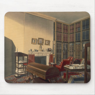 Duke's Own Room, Apsley House, by T. Boys (colour Mouse Pad