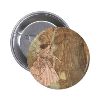 Dulac's Fairy Tales Pinback Buttons