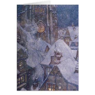 Dulac's Snow Queen Card