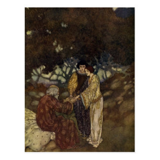 Dulac's The Tempest Postcards