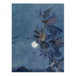 Dulac's The Tempest Postcard