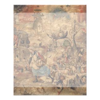 Dulle Griet (Mad Meg) by Pieter Bruegel Flyers