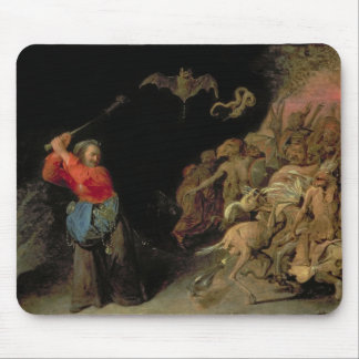 Dulle Griet  raiding Hell Mouse Pad