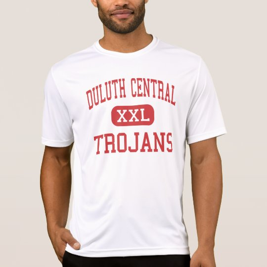 Duluth Central - Trojans - High - Duluth Minnesota T-Shirt