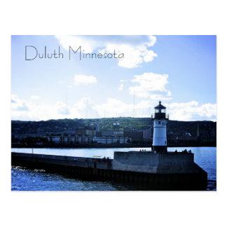 Duluth Minnesota Postcard