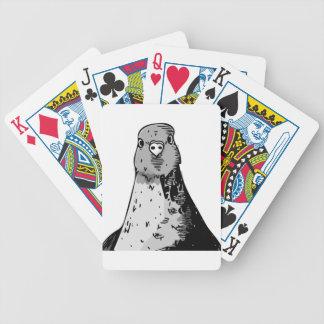 Dumb Birds Poker Deck