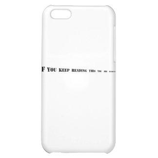 Dumb Case For iPhone 5C