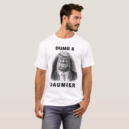 DUMB & DAUMIER T-SHIRT