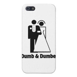 Dumb Dumber Bride Groom Wedding Cover For iPhone 5