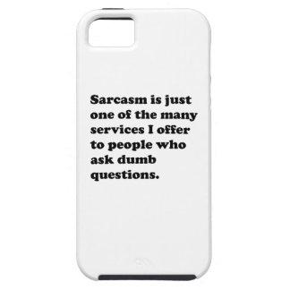 Dumb Questions iPhone 5 Case