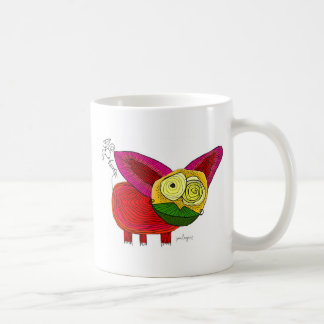 dumbass-mug basic white mug