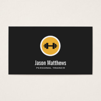 Dumbbell Logo, Personal Trainer, Fitness Gym 2