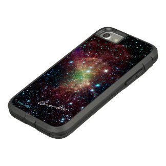 Dumbbell nebula custom name astronomy Case-Mate tough extreme iPhone 8/7 case