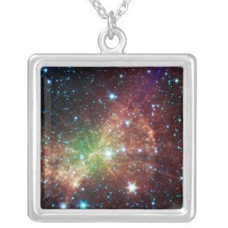 Dumbbell Nebula Necklaces