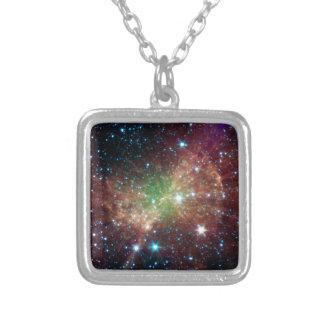 Dumbbell Nebula Pendant
