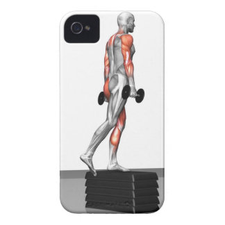 Dumbbell Step Up 3 Case-Mate iPhone 4 Case