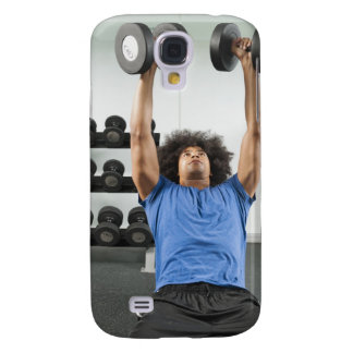Dumbbellls Galaxy S4 Case