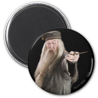 Dumbledore 6 Cm Round Magnet