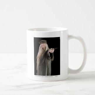 Dumbledore Basic White Mug