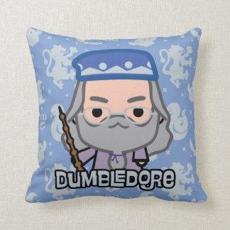 Dumbledore Cartoon Character Art Cushion