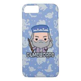 Dumbledore Cartoon Character Art iPhone 8/7 Case