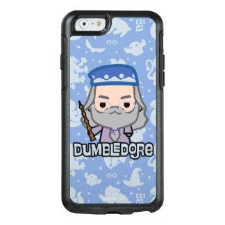 Dumbledore Cartoon Character Art OtterBox iPhone 6/6s Case
