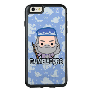 Dumbledore Cartoon Character Art OtterBox iPhone 6/6s Plus Case