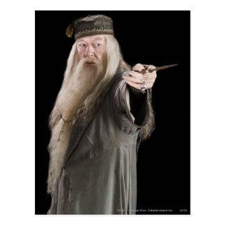 Dumbledore Postcard