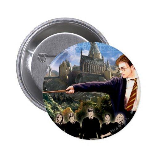 DUMBLEDORE'S ARMY™ 3 PINS