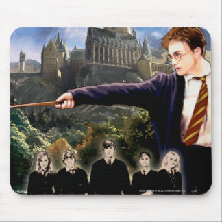 DUMBLEDORE'S ARMY™ 3 MOUSE PAD