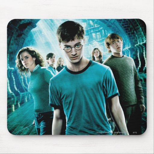 DUMBLEDORE'S ARMY™ 4 MOUSE PAD