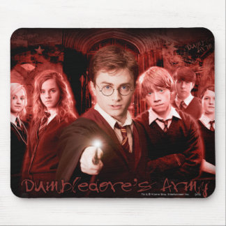 DUMBLEDORE'S ARMY™ MOUSE MAT