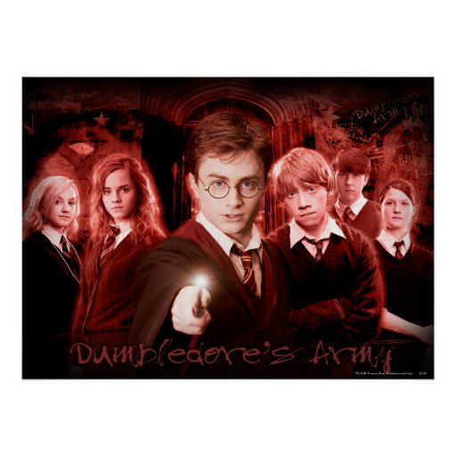 DUMBLEDORE'S ARMY™ POSTER
