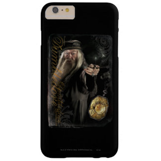 Dumbledore Script Logo Barely There iPhone 6 Plus Case