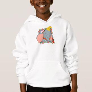 Dumbo is smiling
