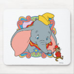 Dumbo is smiling Mousepads