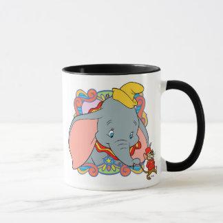 Dumbo is smiling Mug