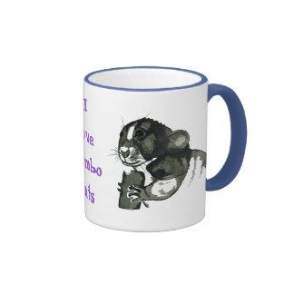 Dumbo rat mugs