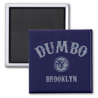 Dumbo Square Magnet