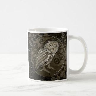 Dumbo The Owl Coffee Mugs