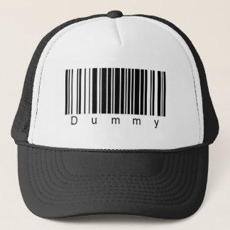 Dummy Trucker Hat