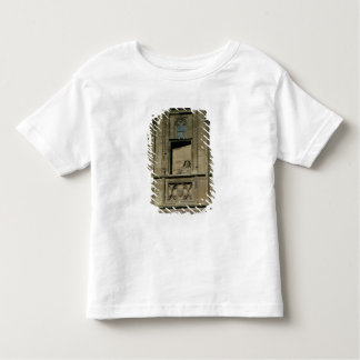 Dummy window in the entrance facade with a figure toddler T-Shirt
