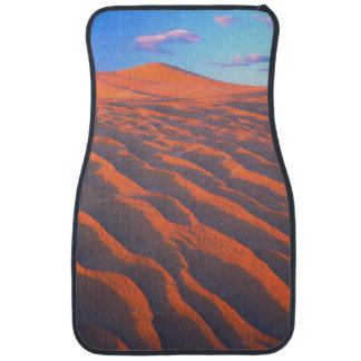 Dumont Dunes, Sand Dunes and Clouds Car Mat
