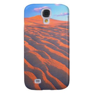 Dumont Dunes, Sand Dunes and Clouds Galaxy S4 Case