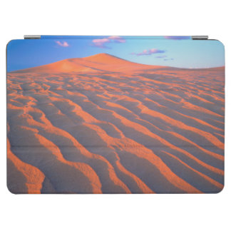 Dumont Dunes, Sand Dunes and Clouds iPad Air Cover