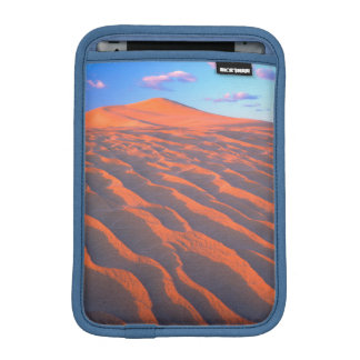 Dumont Dunes, Sand Dunes and Clouds iPad Mini Sleeve